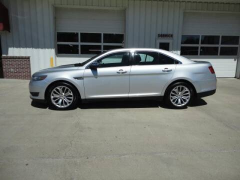 2015 Ford Taurus for sale at Quality Motors Inc in Vermillion SD