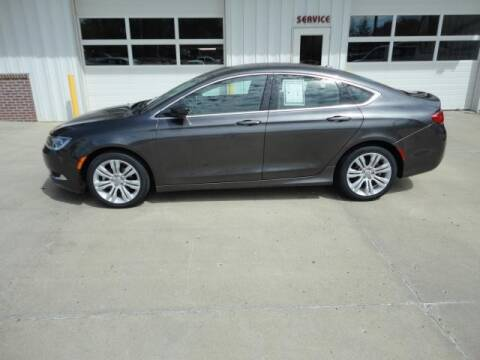 2015 Chrysler 200 for sale at Quality Motors Inc in Vermillion SD