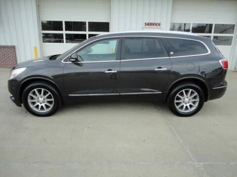 2016 Buick Enclave for sale at Quality Motors Inc in Vermillion SD