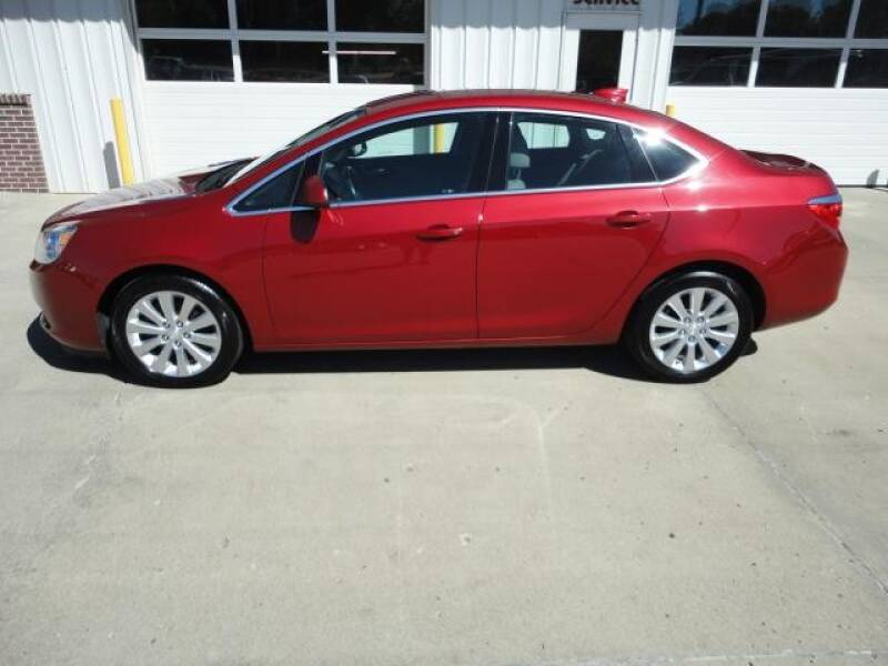 2017 Buick Verano for sale at Quality Motors Inc in Vermillion SD