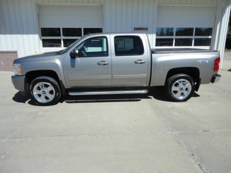 2012 Chevrolet Silverado 1500 for sale at Quality Motors Inc in Vermillion SD