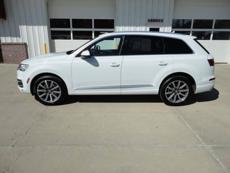 2018 Audi Q7 for sale at Quality Motors Inc in Vermillion SD