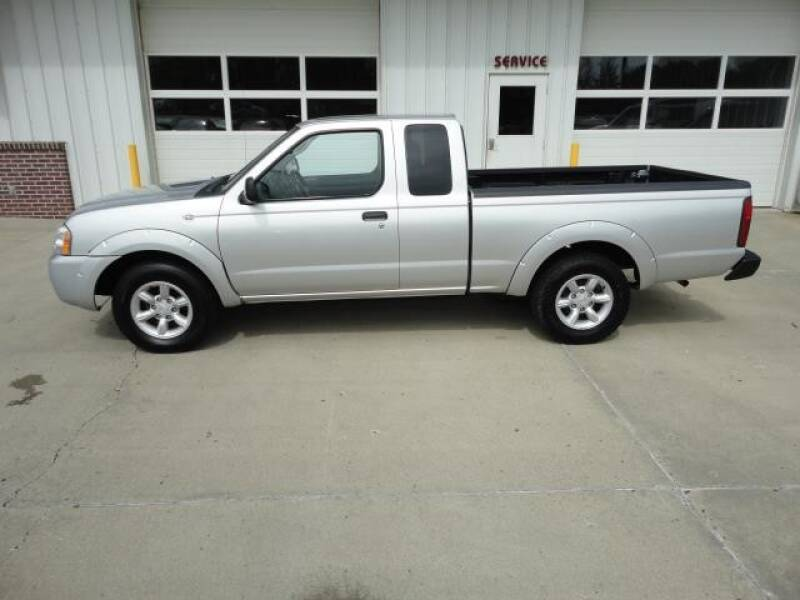 2004 Nissan Frontier for sale at Quality Motors Inc in Vermillion SD