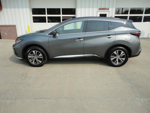 2020 Nissan Murano for sale at Quality Motors Inc in Vermillion SD