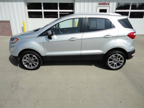 2019 Ford EcoSport for sale at Quality Motors Inc in Vermillion SD