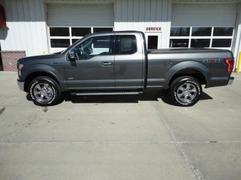 2015 Ford F-150 for sale at Quality Motors Inc in Vermillion SD