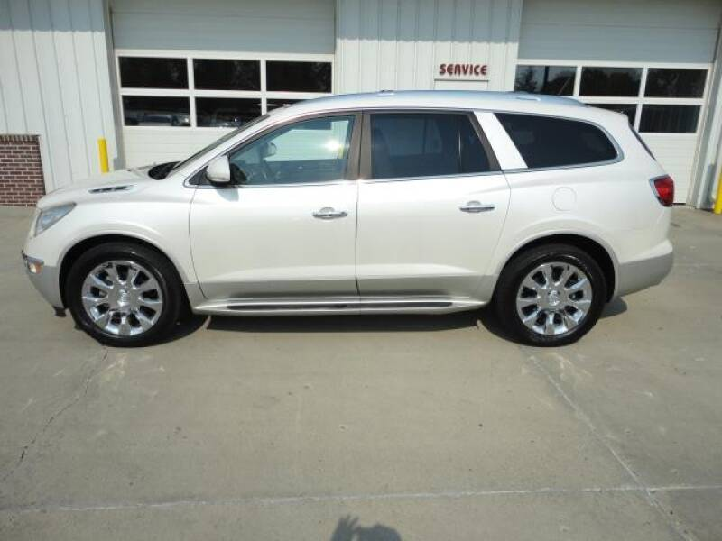2011 Buick Enclave for sale at Quality Motors Inc in Vermillion SD