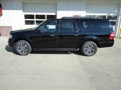 2016 Ford Expedition EL for sale at Quality Motors Inc in Vermillion SD