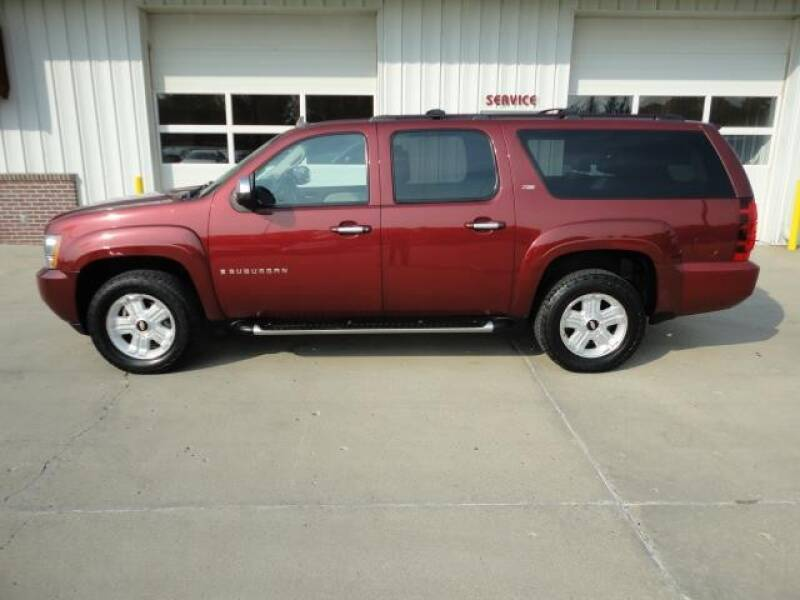 2008 Chevrolet Suburban for sale at Quality Motors Inc in Vermillion SD