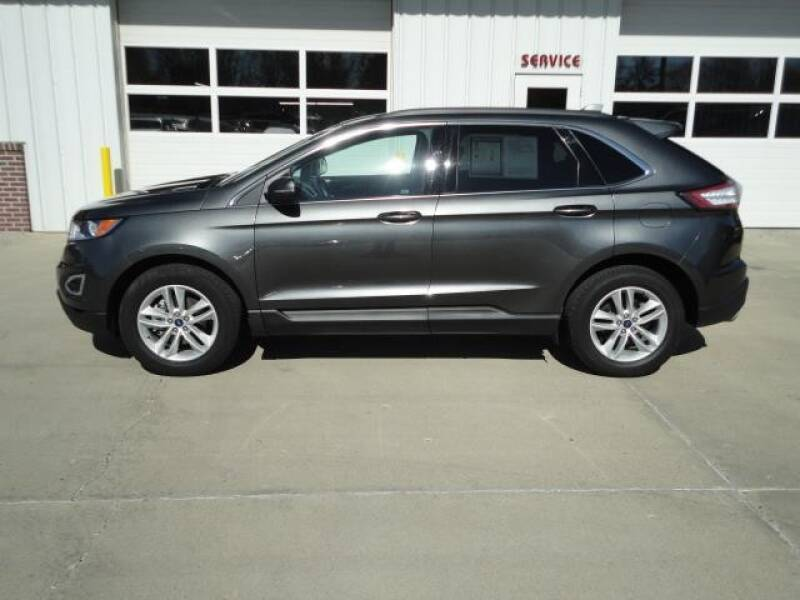 2016 Ford Edge for sale at Quality Motors Inc in Vermillion SD