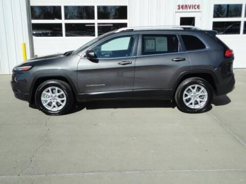 2018 Jeep Cherokee for sale at Quality Motors Inc in Vermillion SD