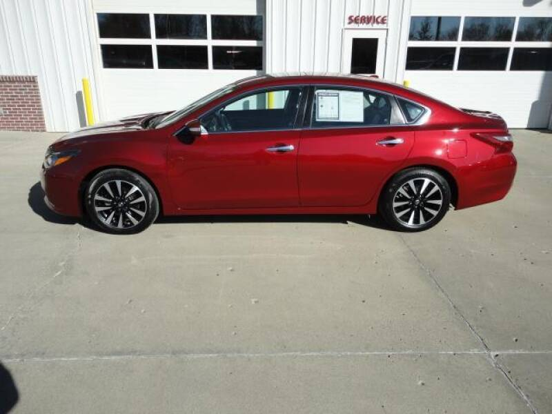 2018 Nissan Altima for sale at Quality Motors Inc in Vermillion SD