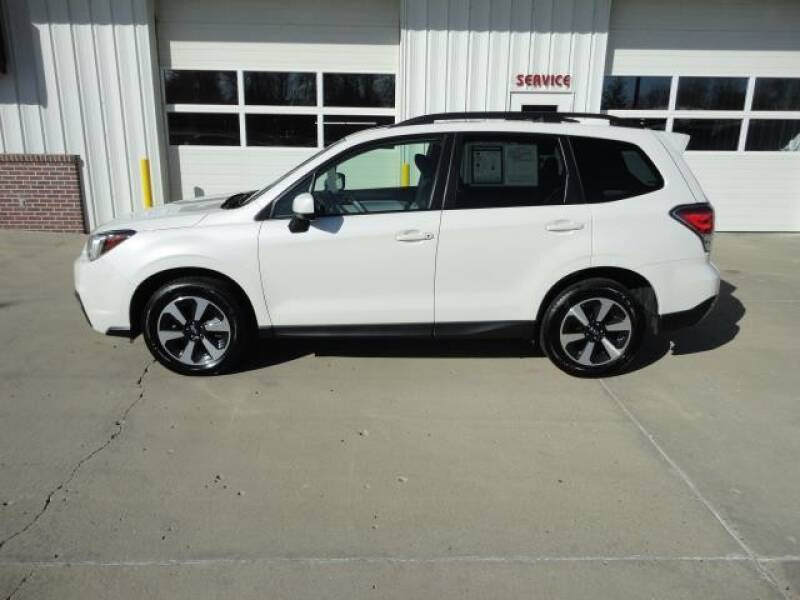 2018 Subaru Forester for sale at Quality Motors Inc in Vermillion SD