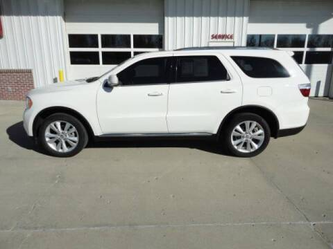 2012 Dodge Durango for sale at Quality Motors Inc in Vermillion SD