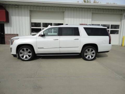 2019 Cadillac Escalade ESV for sale at Quality Motors Inc in Vermillion SD