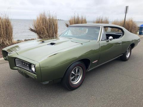 1968 Pontiac GTO for sale in Milford, CT