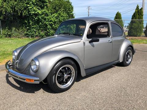 Volkswagen Mt Pleasant >> 1968 Volkswagen Beetle For Sale In Milford Ct