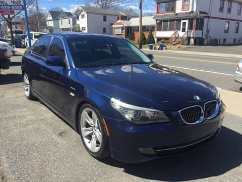 2008 BMW 5 Series for sale in Dunellen, NJ