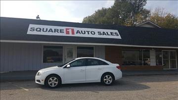 2013 Chevrolet Cruze for sale in Commerce, GA