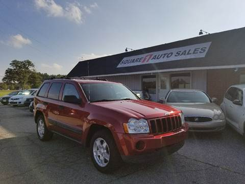 2006 Jeep Grand Cherokee for sale in Commerce, GA