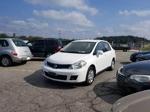 2010 Nissan Versa for sale in Commerce, GA