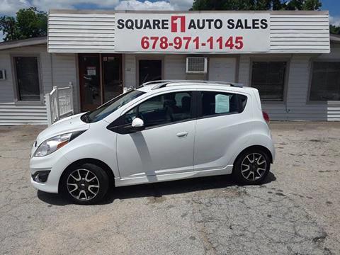 2014 Chevrolet Spark For Sale In Commerce, GA