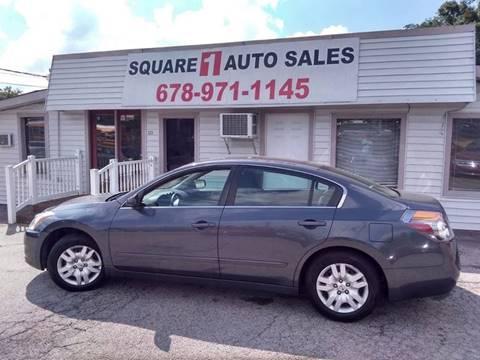2012 Nissan Altima For Sale In Commerce, GA