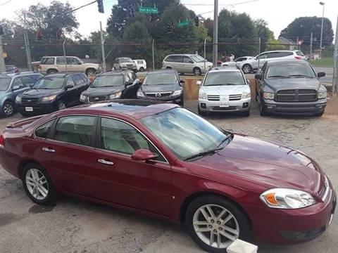 2008 Chevrolet Impala For Sale In Commerce, GA