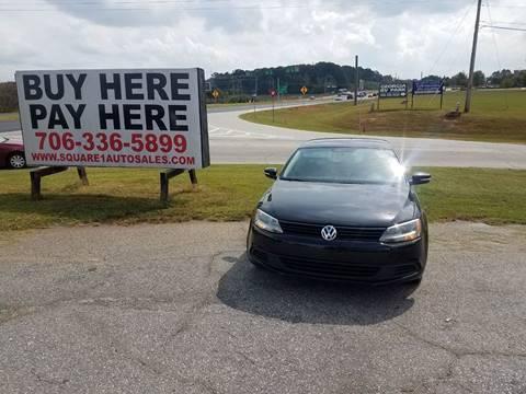 2012 Volkswagen Jetta For Sale In Commerce, GA