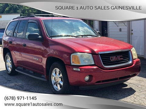 2003 GMC Envoy for sale in Gainesville, GA