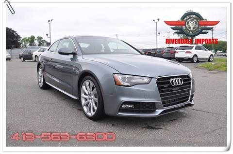 2015 Audi A5 for sale in West Springfield, MA