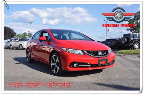 2014 Honda Civic for sale in West Springfield, MA