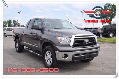 2012 Toyota Tundra for sale in West Springfield, MA