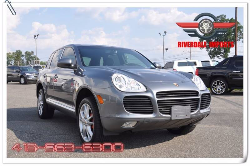 2005 Porsche Cayenne for sale at Riverdale Imports in West Springfield MA