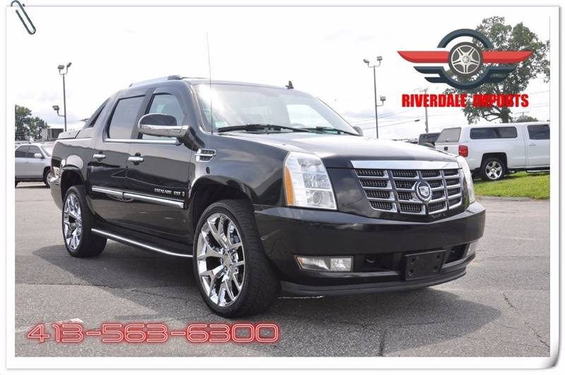 2007 Cadillac Escalade EXT for sale at Riverdale Imports in West Springfield MA