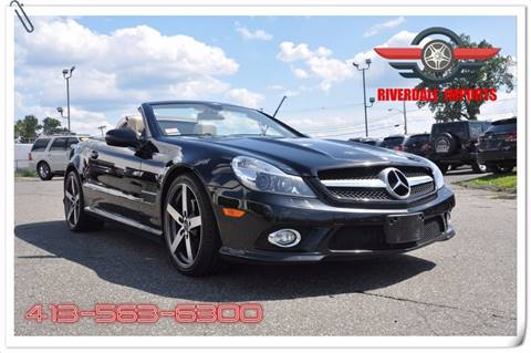 2009 Mercedes-Benz SL-Class for sale at Riverdale Imports in West Springfield MA