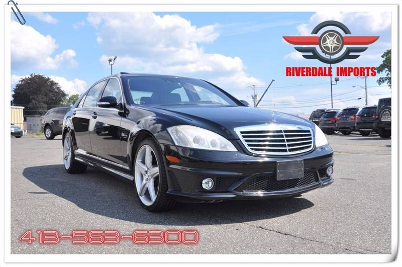 2009 Mercedes-Benz S-Class for sale at Riverdale Imports in West Springfield MA