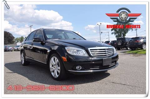 2010 Mercedes-Benz C-Class for sale at Riverdale Imports in West Springfield MA