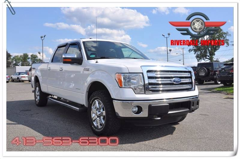 2014 Ford F-150 for sale at Riverdale Imports in West Springfield MA