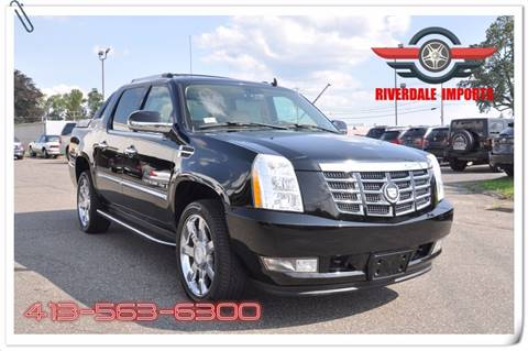 2008 Cadillac Escalade EXT for sale at Riverdale Imports in West Springfield MA