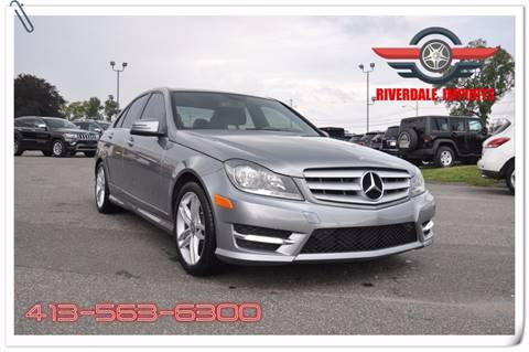 2013 Mercedes-Benz C-Class for sale in West Springfield, MA