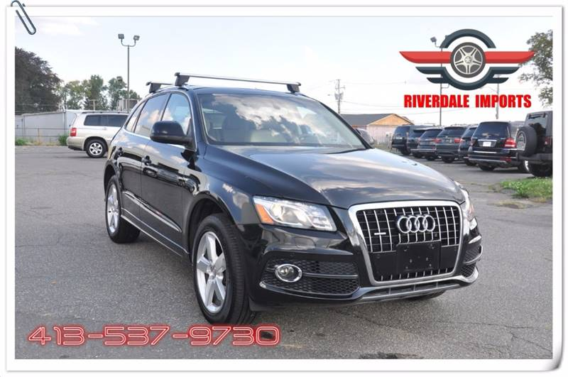 2012 Audi Q5 for sale at Riverdale Imports in West Springfield MA