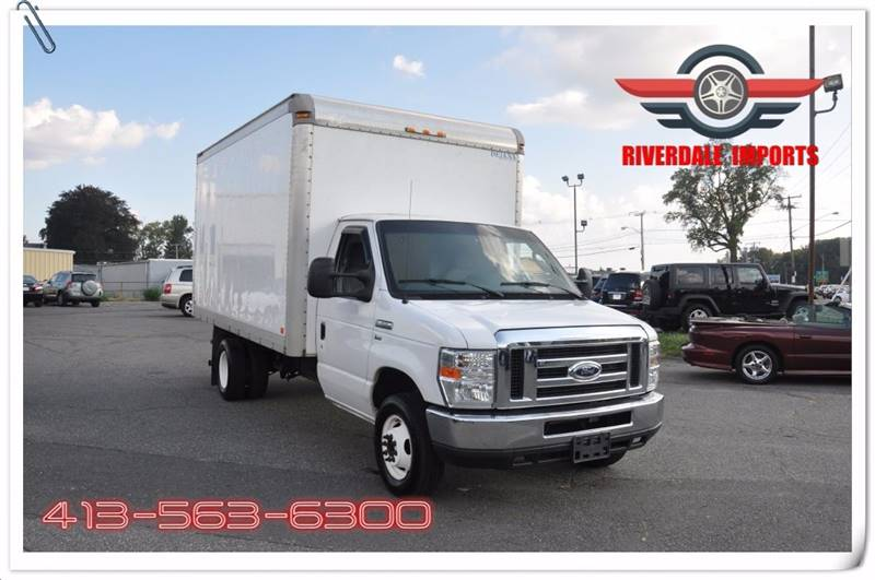 2013 Ford E-350 for sale at Riverdale Imports in West Springfield MA