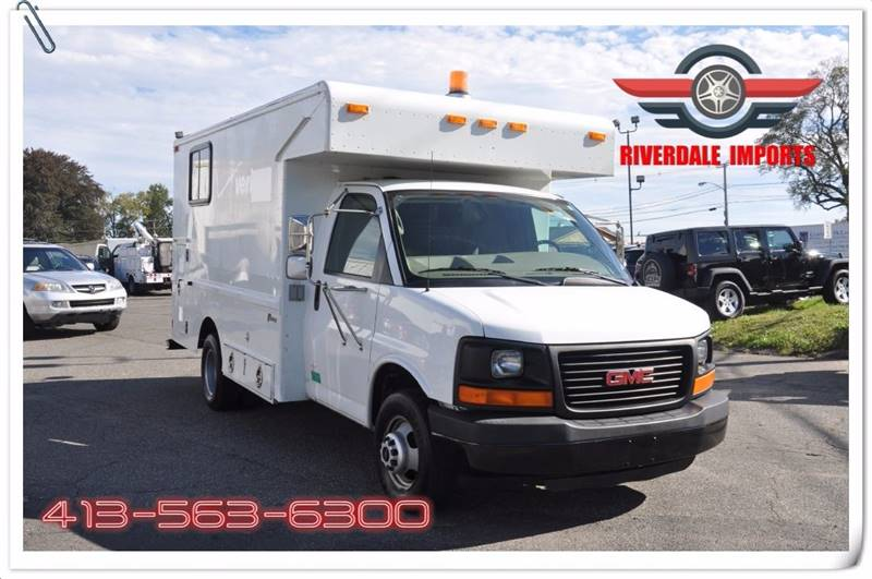 2005 GMC Savana Cargo for sale at Riverdale Imports in West Springfield MA