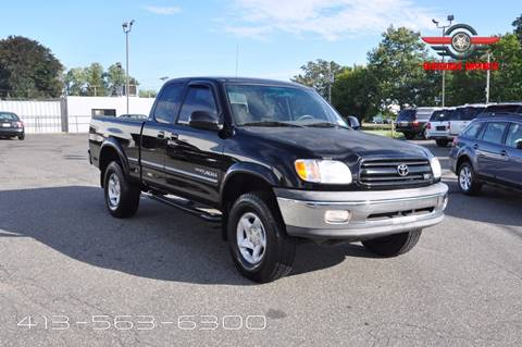 2001 Toyota Tundra for sale in West Springfield, MA