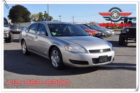 2006 Chevrolet Impala for sale in West Springfield, MA