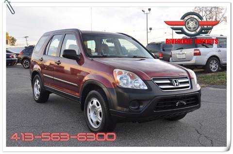 2006 Honda CR V For Sale At Riverdale Imports In West Springfield MA