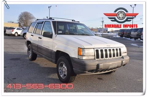 Captivating 1997 Jeep Grand Cherokee Laredo