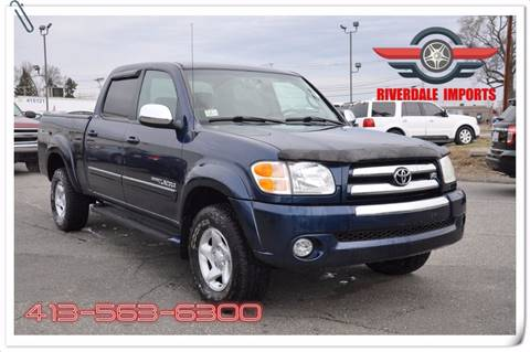 2004 Toyota Tundra for sale in West Springfield, MA