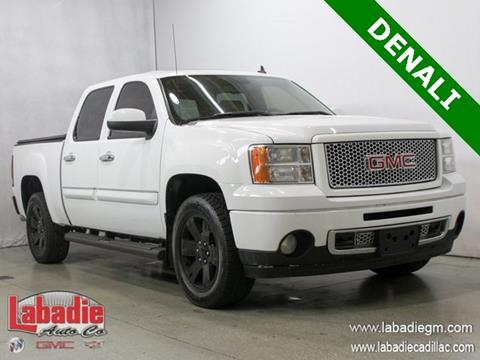 2010 GMC Sierra 1500 for sale in Bay City, MI